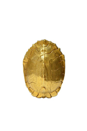 Palecek Gold Turtle Shell - Product Mini Image