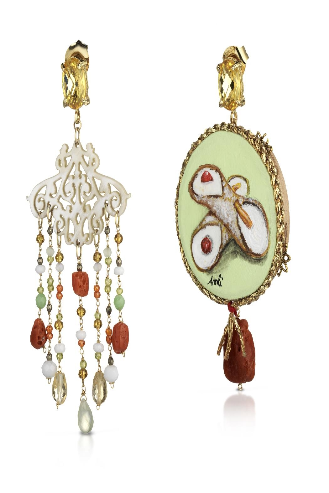Amlè Palermo Collection Earrings - Main Image