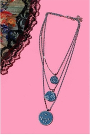 Minx Palermo Necklace - Product Mini Image