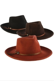 Dorfman Pacific  Palermo Rancher  Hat - Front cropped