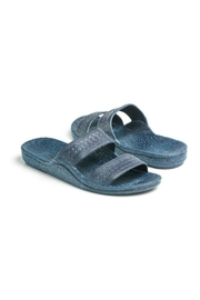 PALI HAWAII Colored Jandal - Front cropped