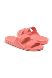 PALI HAWAII Colred Jandal - Front cropped