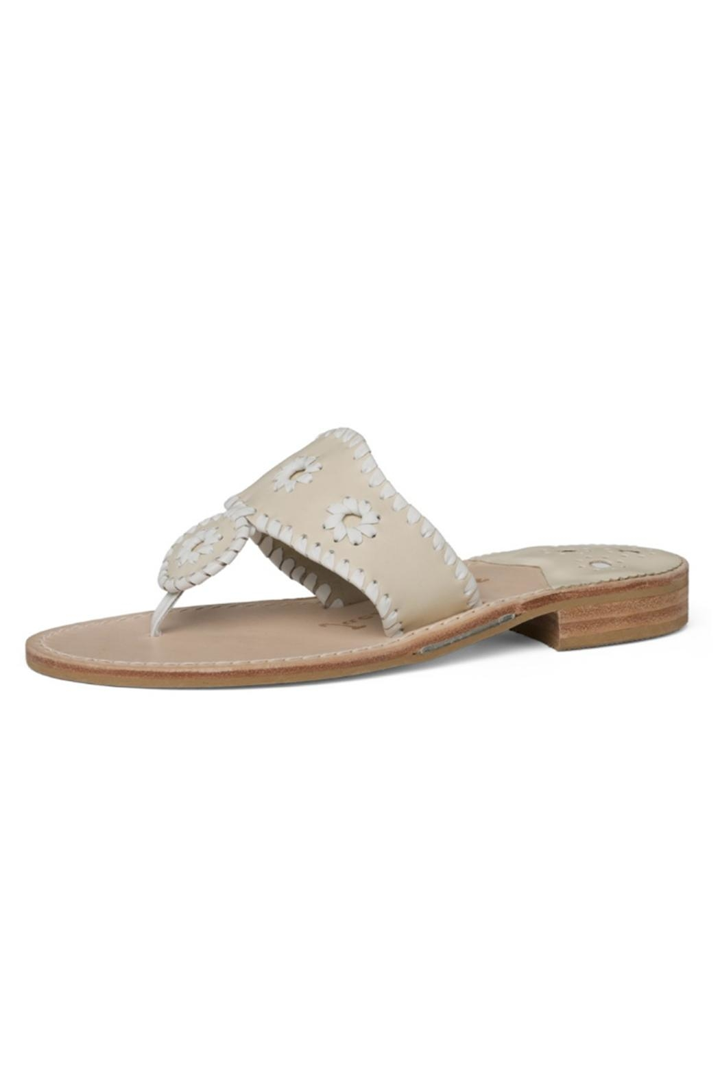 Jack Rogers Palm Beach Sandal - Front Cropped Image