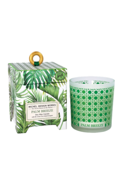 Michel Design Works Palm Breeze Candle - Alternate List Image