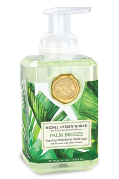 Michel Design Works Palm Breeze Foamer - Alternate List Image