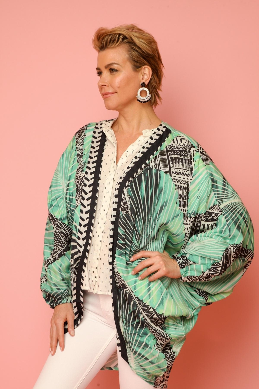 Saachi Palm Court Cocoon - Front Full Image