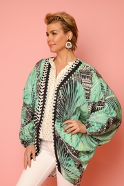 Saachi Palm Court Cocoon - Front full body