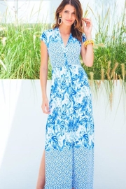 Cabana Life Palm Desert Button-Maxi - Product Mini Image