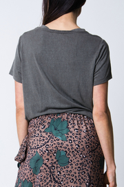 Wanderlux Palm desert tee - Back cropped