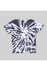 Munster Palm Dye Tee - Front cropped