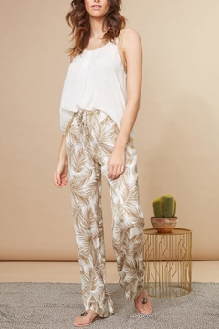 Lauren Vidal Palm Loose Apants - Product List Image