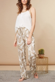 Lauren Vidal Palm Loose Apants - Product Mini Image