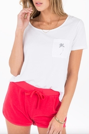 Others Follow  Palm Pocket Tee - Product Mini Image