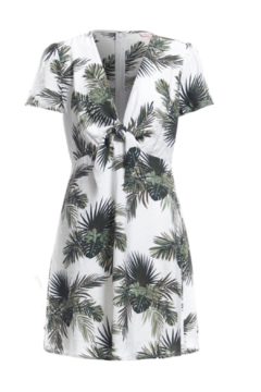 Renamed Clothing Palm Print Dress - Product List Image