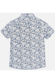 Mayoral PALM PRINT S/S SHIRT - Side cropped