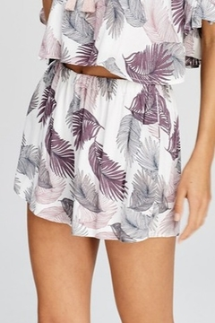 Papermoon Palm Print Short - Product List Image