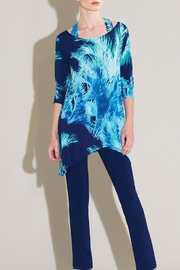Clara Sunwoo Palm Print Tunic - Product Mini Image