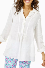 Lilly Pulitzer  Palm Shores Tunic Top/Cover-Up - Product Mini Image