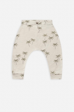 Rylee & Cru Palm Slouch Pant - Product List Image
