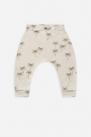 Rylee & Cru Palm Slouch Pant - Product Mini Image