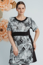 Magna Palm Tree Dress - Product Mini Image