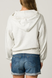 Margaret O'Leary Palm Tree Hoodie - Side cropped