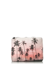 Aloha Collection Palm Tree Pouch - Product Mini Image