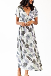 Pink Martini Palm Tree Sundress - Product Mini Image