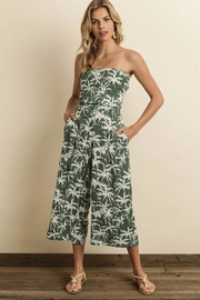 dress forum Palm Trees Jumpsuit - Product Mini Image