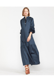 Cynthia Rowley Palma Tassel Cotton Dress - Product Mini Image