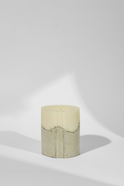 Novel Studios Palmarosa Concrete Candle - Small - Product Mini Image