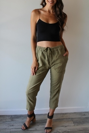 Free People Palmer Utility Pants - Product Mini Image