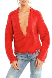 Wildfox Palmetto Sweater - Front cropped
