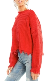 Wildfox Palmetto Sweater - Side cropped