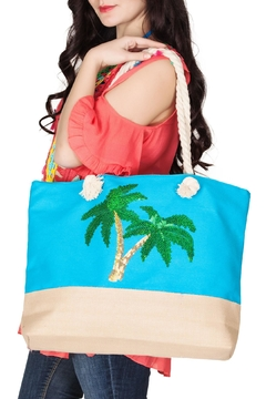 India Boutique Palms Beach Tote - Product List Image