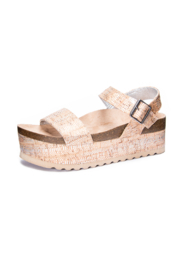 Dirty Laundry Palms Flatform Wedge - Product Mini Image
