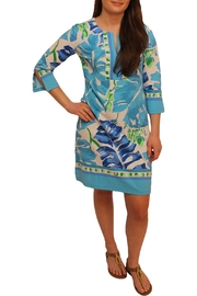 Barbara Ellick Palms Shift Dress - Product Mini Image