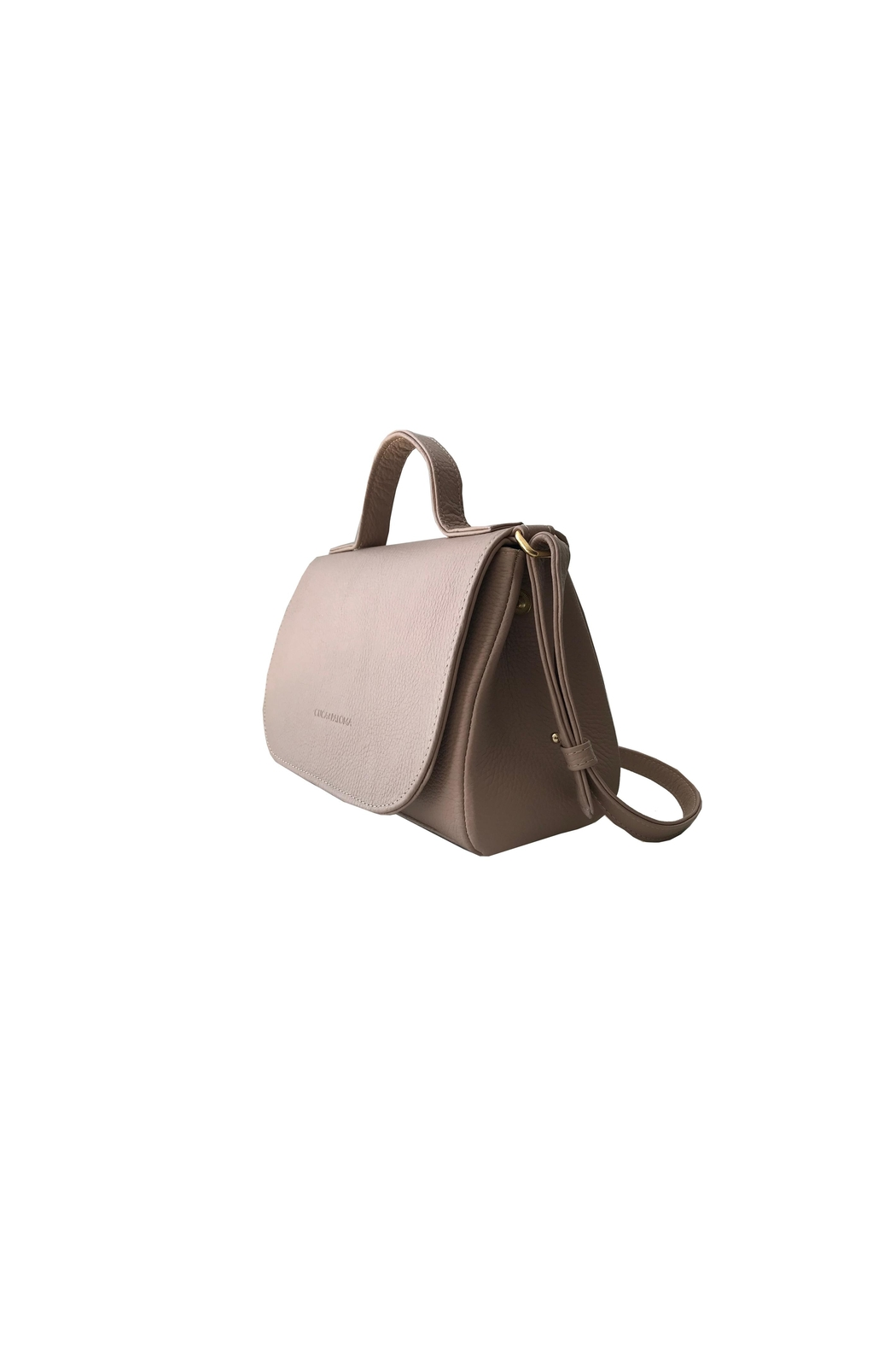 Cuca y Paloma Paloma Bag Nude - Front Full Image