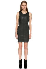 Mackage Paloma Leather Dress - Product Mini Image