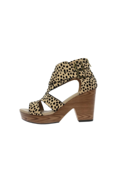 Pierre Dumas Pam-4 Platform Wedge - Product List Image
