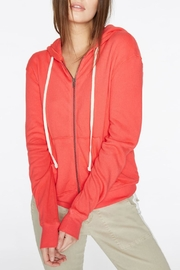 Pam & Gela Crossover Back Hoodie - Product Mini Image