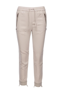 Pam & Gela Cuff Destructed Jogger Pants - Product List Image