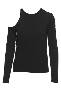 Pam & Gela Shoulder Cutout Tee - Product List Image