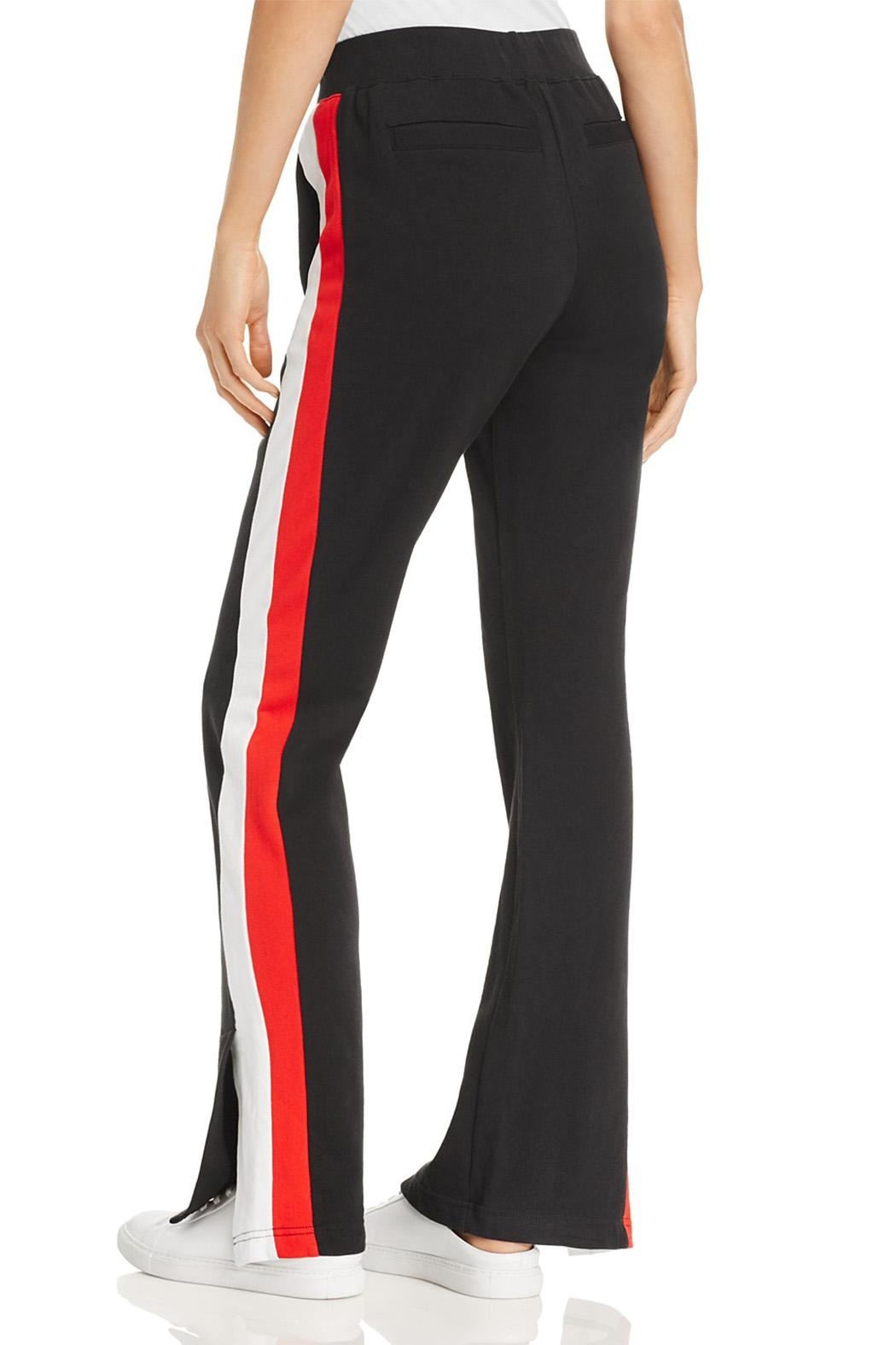 Pam & Gela Snap Track Joggers - Front Cropped Image