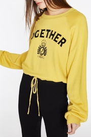 Pam & Gela Together Sweatshirt - Front cropped