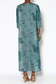 Pamela Mayer Blue Truro Kaftan - Alternate List Image
