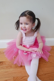 Pamela & Co. Candy Hearts Tutu - Front cropped