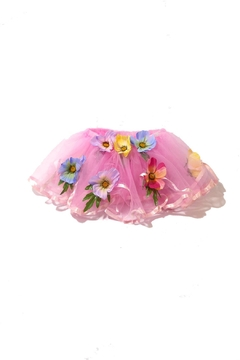 Pamela & Co. Multi-Colored Flower Tutu Set - Product List Image