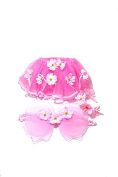 Pamela & Co. Pink Tutu Set - Product List Image