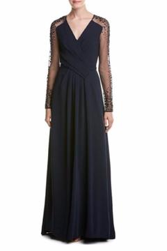Pamella Roland Long Sleeve Gown - Product List Image